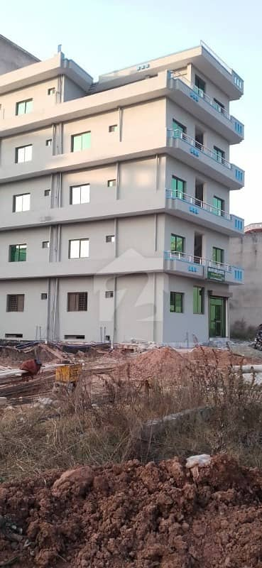 Brand New Hostel Building Rented To Abasyn University