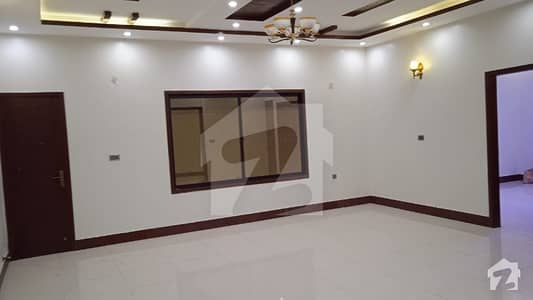 Brand New House 3 Bed Attached Drawing Lounge Ground Floor North Karachi Sectar 11 B.