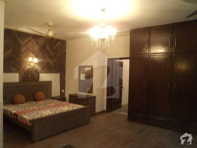 1 Kanal Furnished Lower Portion Ideal Location With Full Basement For Rent