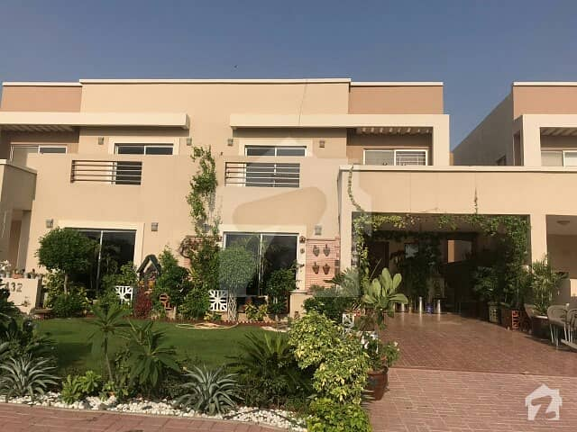Bahria Town Karachi Precinct 27 Corner Ready To Move Villa Brand New Near Jinnah Avenue Available For Sale