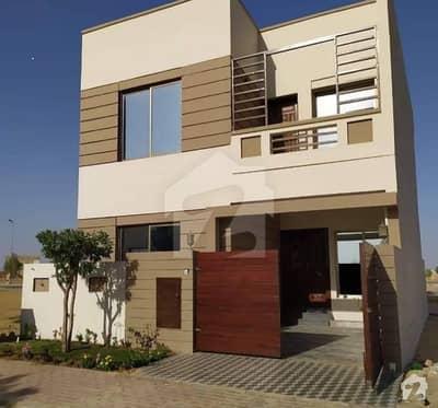 بحریہ ٹاؤن کراچی کراچی میں 4 کمروں کا 5 مرلہ مکان 1.15 کروڑ میں برائے فروخت۔