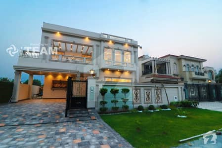 1 Kanal Brand New Victorian Design Luxury Bungalow For Sale