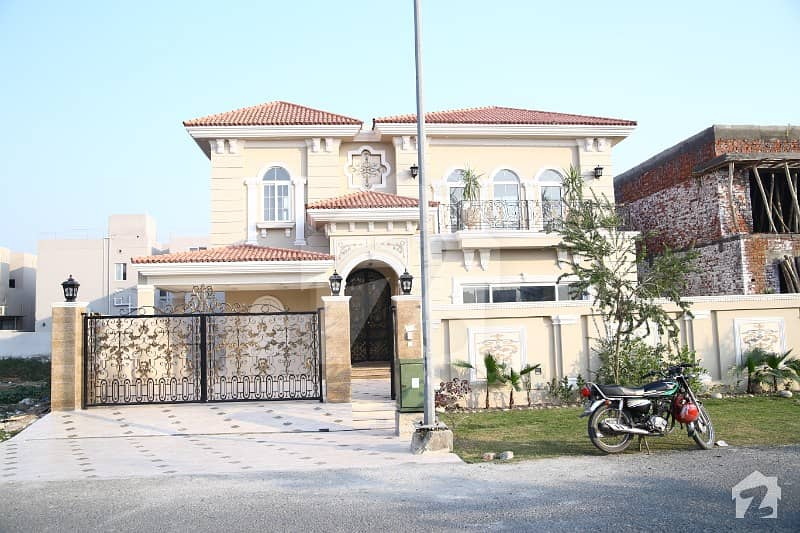 1 Kanal Brand New Luxury Spanish Villa For Sale In Dha Phase6