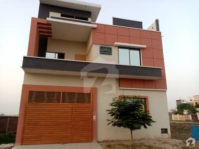 8 Marla House Is Available For Sale In Al Razzaq Royals Housing Scheme