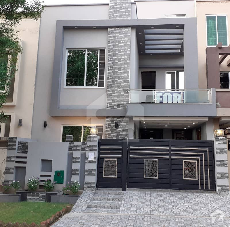 5 Marla Brand New Luxury House For Sale In Bb  Block Sector D Bahria Town Lahore