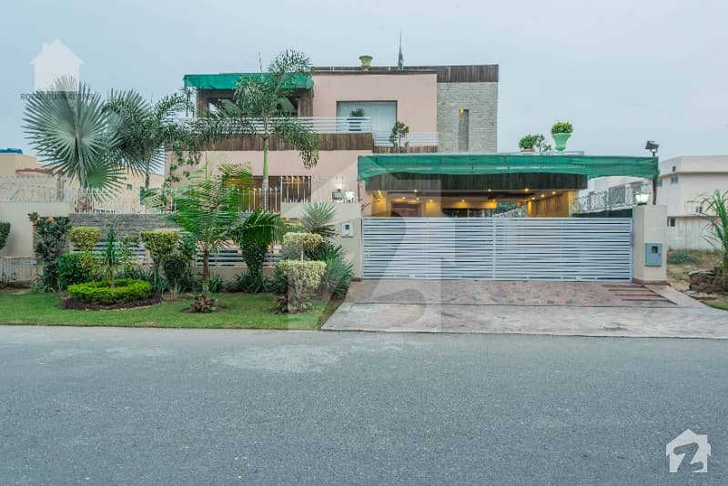 1 Kanal Brand New Villa Located At Peak Spot In Dha Phase 3
