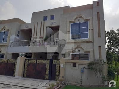 5 Marla Good Location House For Rent In Usman Block Bahria Town Lahore