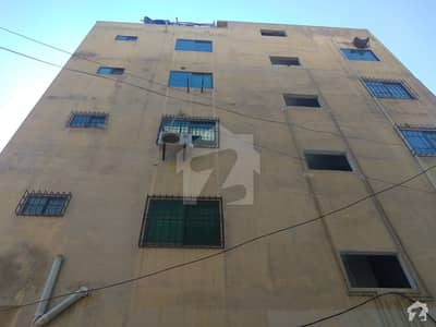 Good 2040 Square Feet Flat For Sale In DHA Defence