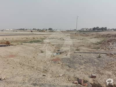 In Cantt Commercial Plot Sized 4 Marla For Sale