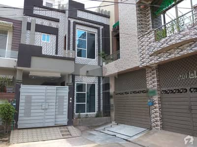 5.5 Marla House Is Available In Punjab Coop Housing Society