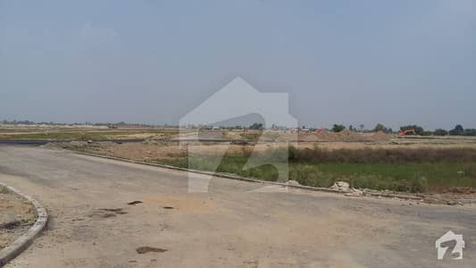 10 Marla  Residential Plot For Sale At Lda City Phase  Block C   At Prime Location