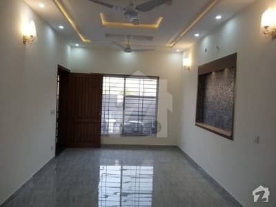 10 Marla Brand New Very Beautiful Corner House For Sale In Engineers Town Iep Sector A