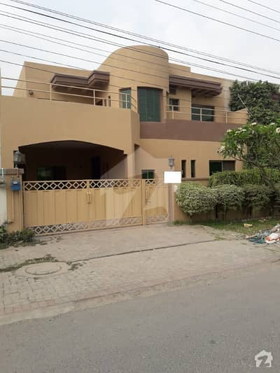 10 Marla 4 Bedrooms House For Sale