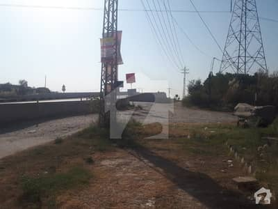 4 Marla Commercial Plot For Sale In Jinnah Garden Islamabad