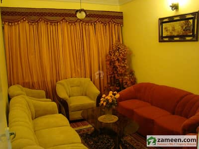Near North Nazimabad Shadman Town - 2 Bed & D/D 1050 Sq Ft Furnished Flat