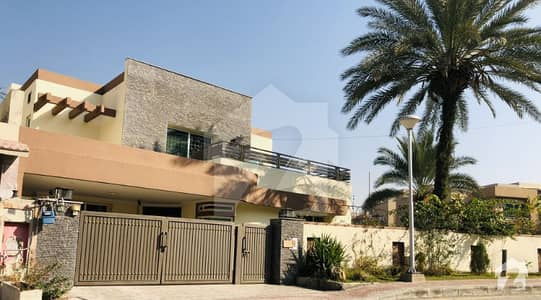 Corner Luxury 1 Kanal With 18 Marla Extra Land House For Sale