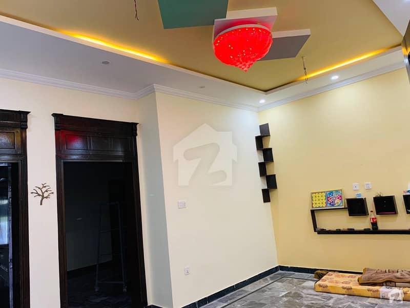ارباب سبز علی خان ٹاؤن ورسک روڈ پشاور میں 6 کمروں کا 5 مرلہ مکان 1.25 کروڑ میں برائے فروخت۔