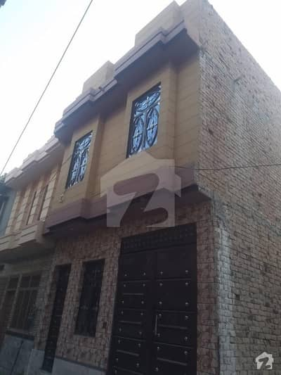 3.5 Marla Beautiful Fresh House For Sale In Wazir Colony Near Abaseen University Peshawar