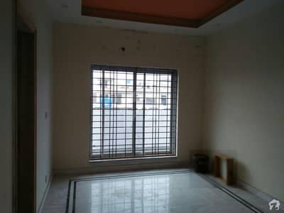 Ideally Located Upper Portion For Rent In EME Society Available