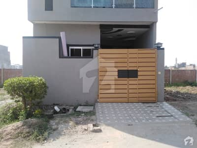 4 Marla House For Sale In Beautiful Al Rehman Garden