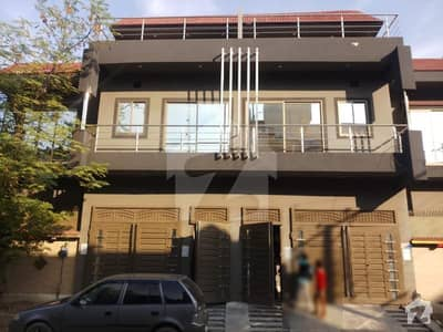 Centrally Located House In Lahore Medical Housing Society Is Available For Sale