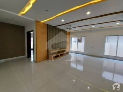 1 Kanal Luxury Brand New House For Sale In Dha Phase 6 Near To Park