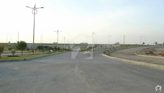 Top City Ideal Plot For Sale Block E