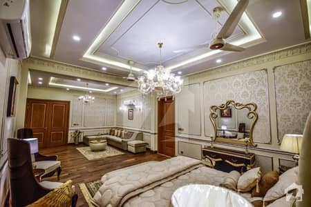 One Kanal Furnished Upper Portion For Rent In Dha Phase 7