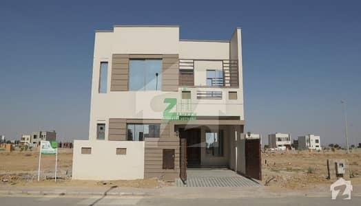 بحریہ ٹاؤن کراچی کراچی میں 4 کمروں کا 5 مرلہ مکان 1.1 کروڑ میں برائے فروخت۔