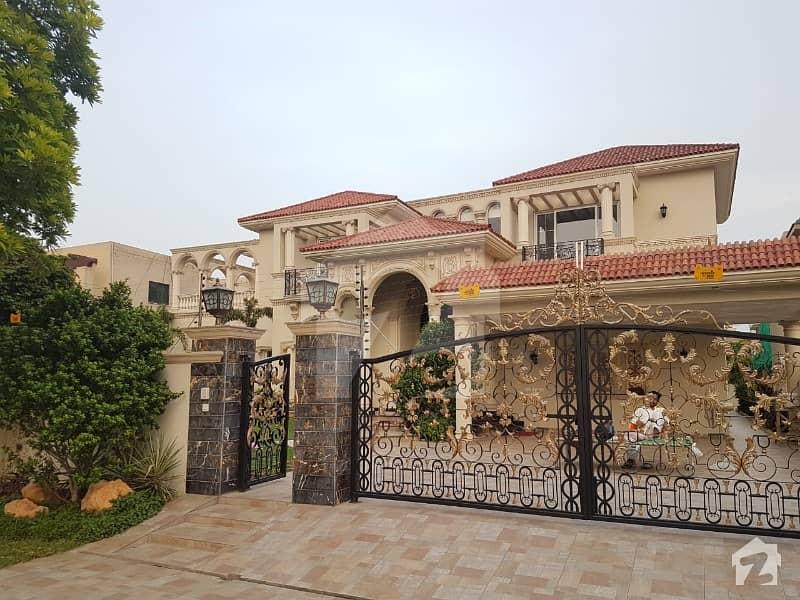 ڈی ایچ اے فیز 2 ڈیفنس (ڈی ایچ اے) لاہور میں 5 کمروں کا 2 کنال مکان 17 کروڑ میں برائے فروخت۔