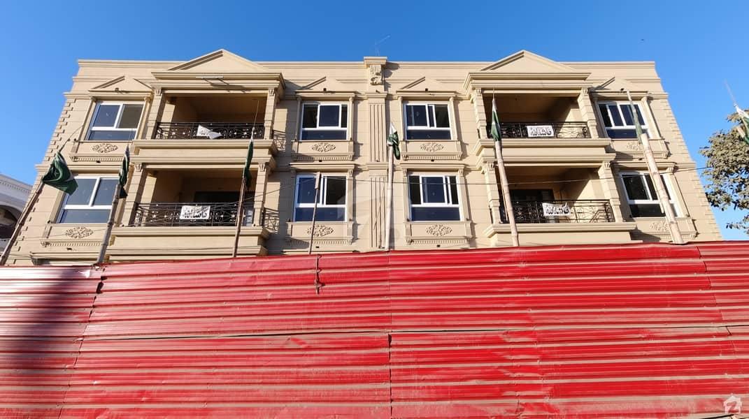 کوسموپولیٹن سوسائٹی کراچی میں 4 کمروں کا 14 مرلہ فلیٹ 5.1 کروڑ میں برائے فروخت۔