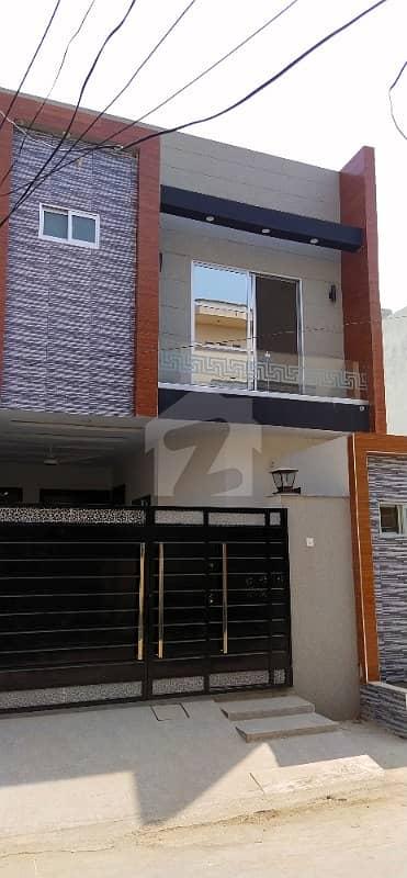 علی پارک کینٹ لاہور میں 3 کمروں کا 5 مرلہ مکان 1.2 کروڑ میں برائے فروخت۔