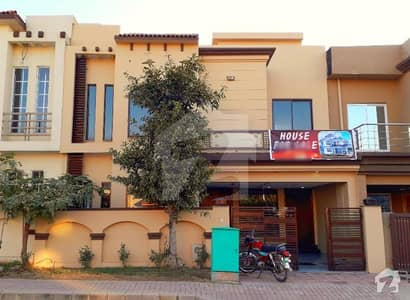 Main BW 7 Marla Brand New House For Sale Bahria Town Phase 8 Usman Block Rwp