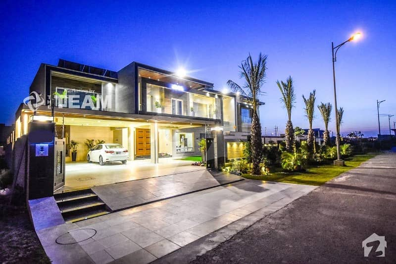 2 Kanal Brand New Furnished Most Luxurious Elegant Bungalow For Sale At Prime Location