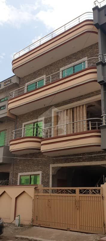 5 Marla  6 Bed  Triple Storey House For Sale