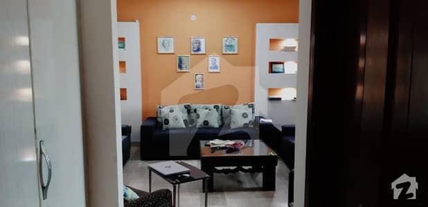 1-kanal Luxury Upper Portion With Real Pics & Negotiable Rent In Pcsir Housing Scheme For Rent