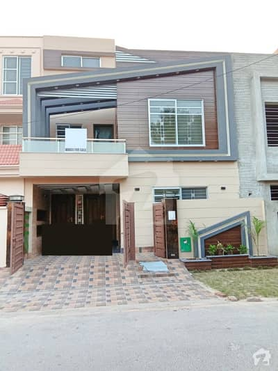 LUXURY 5 Marla Brand New House For Sale In Bahria Town Lahore