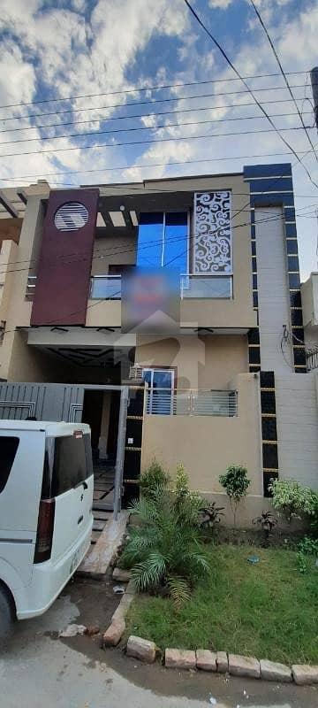 4 Marla Luxury House In Al Rehman Garden Phase Ii