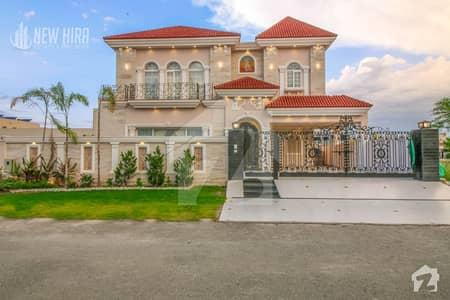 One Kanal Brand New Spanish Villa For Sale