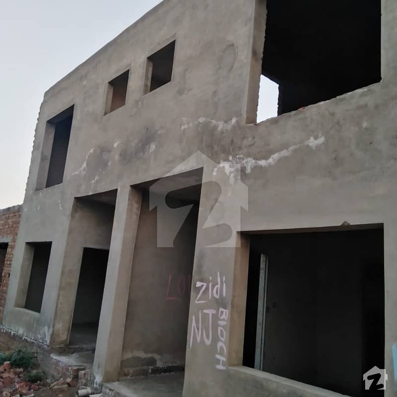 3 Marla Ready House Price 15 Lac Possession On The Spot