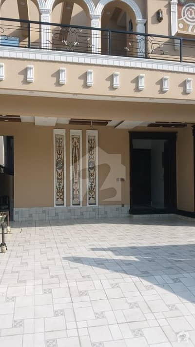 10 Marla Brand New House Available For Sale In OPF Housing Scheme Lahore