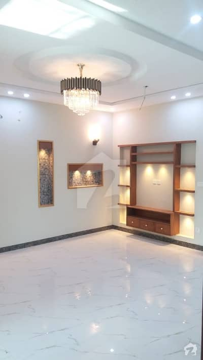10 Marla Brand New House Available For Sale In Tariq Garden Lahore