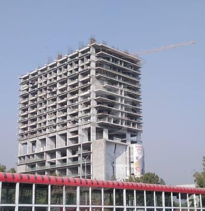 ایلیسیم مال بلیو ایریا اسلام آباد میں 2 کمروں کا 7 مرلہ فلیٹ 3.7 کروڑ میں برائے فروخت۔