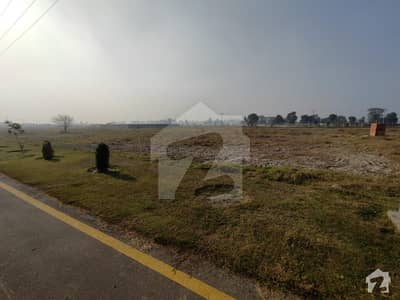 4 Kanal Plot For Sale In Ivy Farm Lahore On Barki Road Lahore