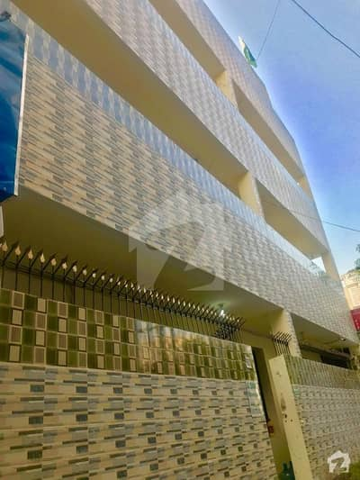 Girls Hostel In Front Of Umt Johar Town Lahore For Sale