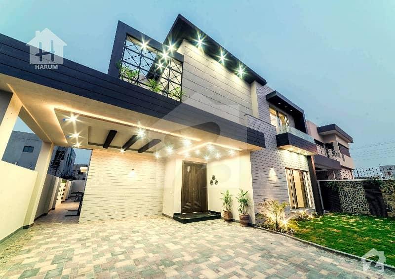 ڈی ایچ اے فیز 6 ڈیفنس (ڈی ایچ اے) لاہور میں 5 کمروں کا 1 کنال مکان 5.25 کروڑ میں برائے فروخت۔