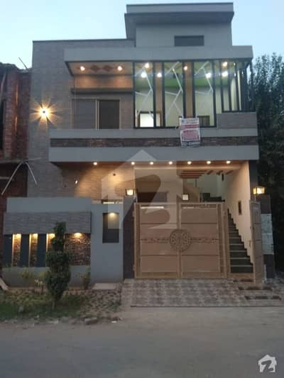 5 Marla Double Storey Solid House For Sale