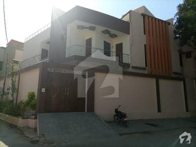 کے ڈی اے سکیم 1 کراچی میں 6 کمروں کا 16 مرلہ مکان 13.5 کروڑ میں برائے فروخت۔