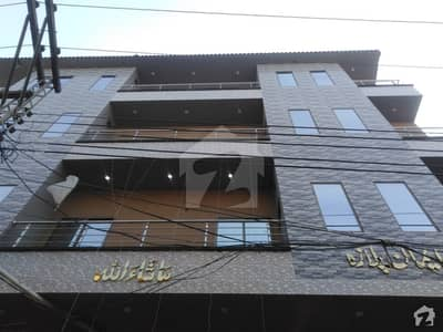 Flat Available For Sale In Samanabad