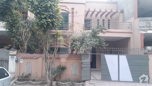 7.5 Marla House Situated In Johar Town For Sale